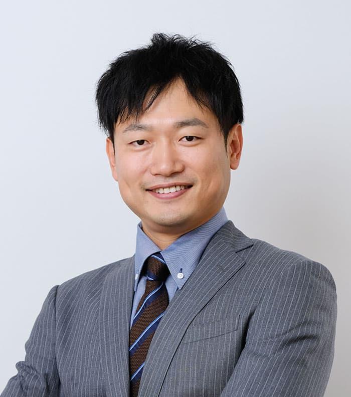 代表取締役社長 藤井克樹
